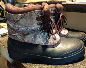 Men's work boots size 11 for Sale in Port Orchard, WA