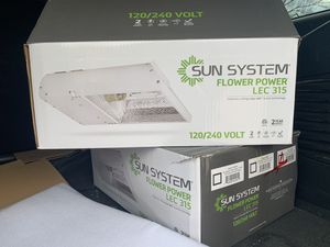 CMH 315 sun system grow light for Sale in Shelby Charter Township, MI