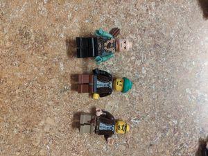 Indiana Jones Lego Figures for Sale in Bradenton, FL