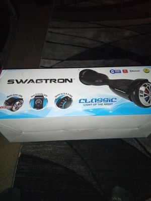 Swagtron hoverboard for Sale in Columbus, OH