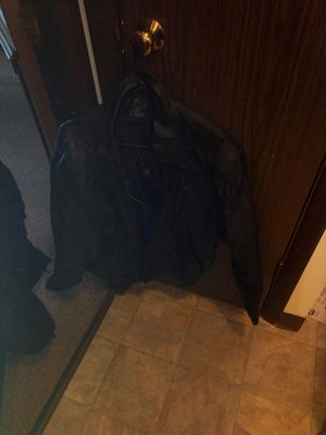 Men's leather jacket-Fire sale $9 or best offer before 10am today. for Sale in Columbus, OH
