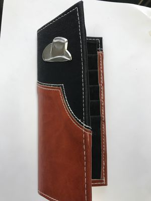 Bifold Western Wallet Leather for Sale in Fort McDowell, AZ