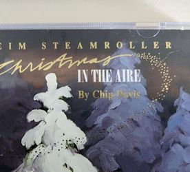 """Mannheim Steamroller """"Christmas in the Aire"""" CD for Sale in Berlin,  CT"""