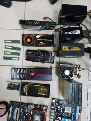 Computer parts for Sale in Vallejo, CA