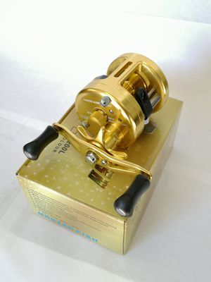 Brand New Conventional Fishing Reel for Sale in Modesto, CA