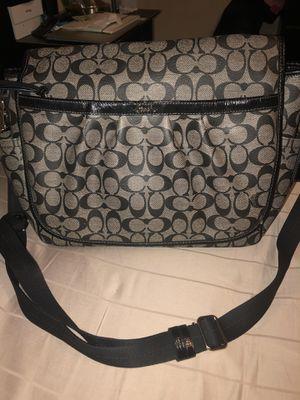 Coach diaper bag/messenger bag for Sale in Los Angeles, CA