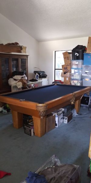 Pool table for Sale in Orlando, FL