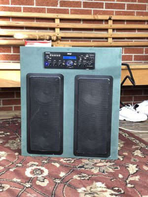 Giant boom box Bluetooth speaker for Sale in Dearborn, MI