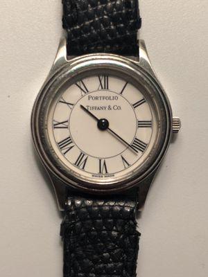 Tiffany & Company Portfolio Watch for Sale in Merced, CA