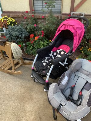 Stroller and car seat for Sale in Nashville, TN