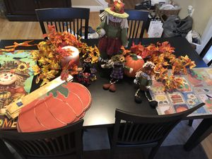 Fall Decor- entire Lot of 23 new items for Sale in Fairfax, VA