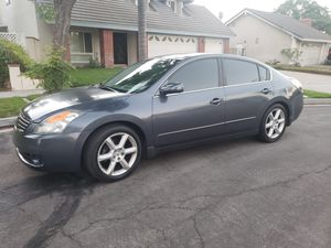 Nissan Altima 2008 automatic 4 cylinder smog done tags current for Sale in Orange, CA
