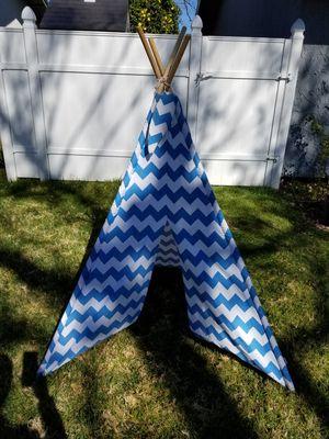 Kids teepee tent. $20. Pickup in Poway. for Sale in Poway, CA