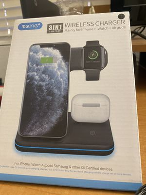 Charger for Phone, Apple Watch and AirPods for Sale in Riverside, CA
