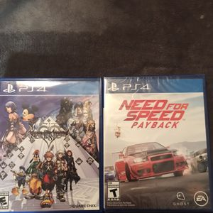 PS4 Games! Never used! for Sale in West Valley City, UT