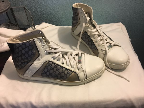 84a45ff8422 Gucci Coda Pop High Top Sneakers for Sale in Perris