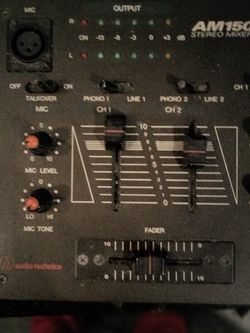 Used AM150 Stereo Mixer for Sale in Waco,  TX