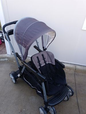 Double stroller as is for Sale in Dallas, TX