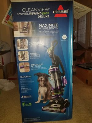 Bissell Vacuum for Sale in Hanover, MD