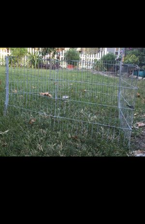 Medium Wire dog/pet kennel/cage/play pin for Sale in Deer Park, TX