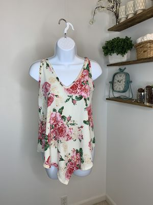 Floral top for Sale in Bellevue, WA