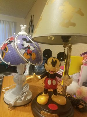 Disney lamps for Sale in San Diego, CA
