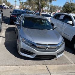 Clean 2018 Honda Civic Low Miles Easy Financing for Sale in Henderson,  NV