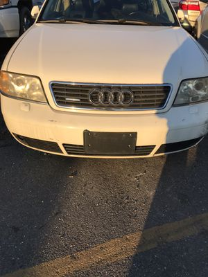 2000 Audi 6 2,8 120 000 miles Clean title have ckec engine Licuta for Sale in Adelphi, MD