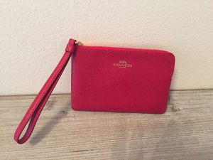 Coach mini items coordinate with posted handbag/wallet for Sale in Tampa, FL