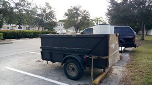 4x8 utility trailer for Sale in Fort Myers, FL