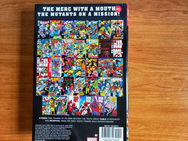 MARVEL's Deadpool Omnibus