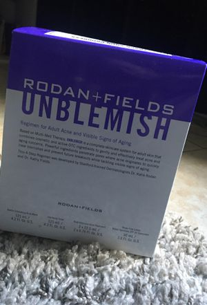 Brand new never opened Rodan and Fields Unblemish for Sale in Lehigh Acres, FL