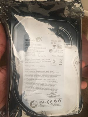 Seagate 500GB HDD for Sale in Brownstown Charter Township, MI