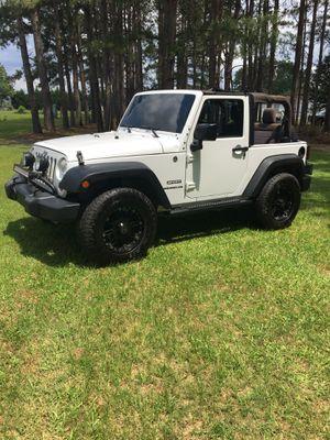 2011 Jeep Wrangler for Sale in Pavo, GA
