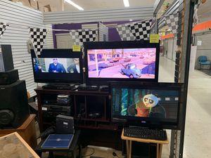 TV 40 inches $129, 32 inches $59-$70 , 26 inches with DVD $69 , 22 inches $49 with remote televisor for Sale in Homestead, FL