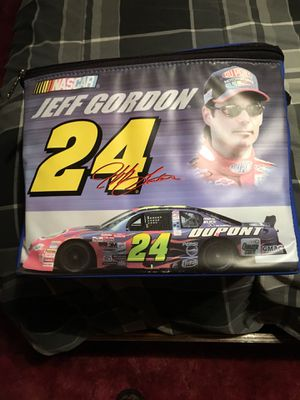 Jeff Gordon Insulated Cooler for Sale in Vidor, TX