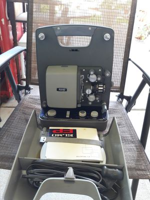 Elmo 8mm projector for Sale in Smyrna, TN