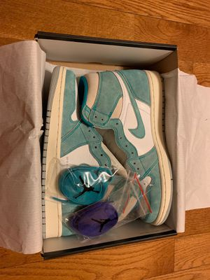 Turbo Green Jordan 1 size 9 100% Authentic or money back for Sale in Hyattsville, MD