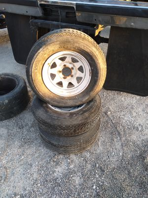 Trailer rims for Sale in Fontana, CA