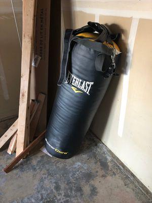 Punching bag for Sale in Renton, WA