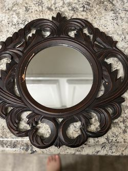 Mid Century Antique Wall Mirror for Sale in Portland,  OR