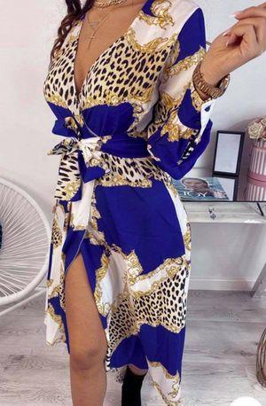 Long sleeve long dress SMALL 1 LEFT! for Sale in Houston, TX