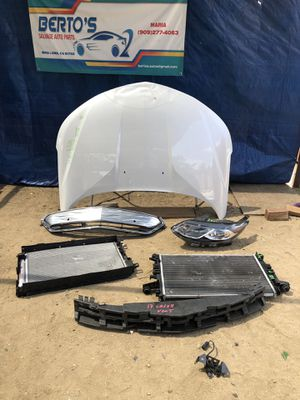 2016-2018 Chevy Volt Hood Headlight Grille & Parts for Sale in Jurupa Valley, CA