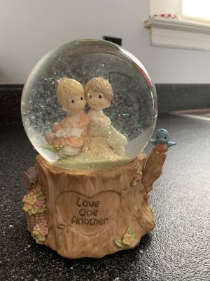 "Precious Moments ""Love Will Keep Us Together"" Water Ball for Sale in La Vergne, TN"