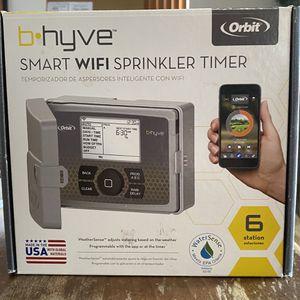 B Hyve Smart Wifi Sprinkler Timer ORBIT New for Sale in Hollywood, FL
