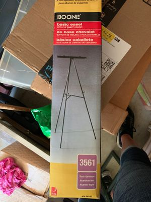 Easel with flip chart holder for Sale in Riva, MD