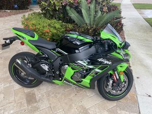2018 Kawasaki Ninja ZX10R ABS Black/Green for Sale in Boca Raton, FL