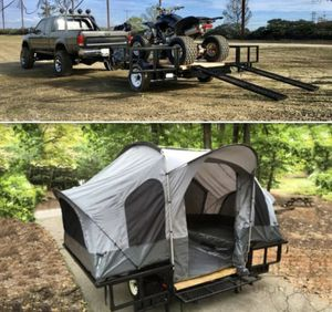 Utility Camping tent trailer. Pop up for Sale in Los Angeles, CA