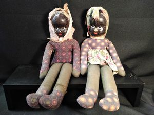 ANTIQUE AFRICAN AMERICANA DOLLS for Sale in Portland, OR