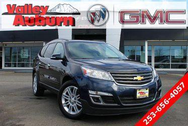 2015 Chevrolet Traverse for Sale in Auburn ,  WA